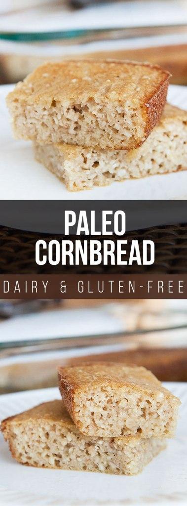No-Corn Paleo Cornbread