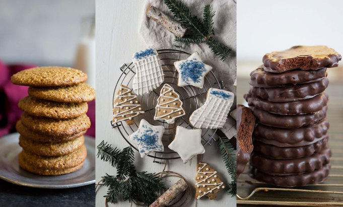 45 Paleo Christmas Cookies for Santa