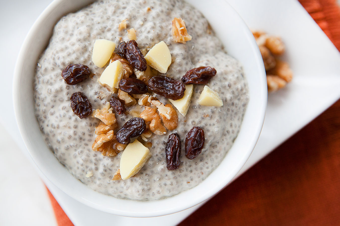 White Chocolate Chia Pudding - A Gluten Free and Dairy Free ...