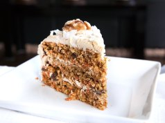Three Layer Paleo Carrot Cake