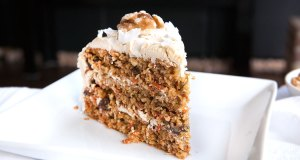 3 Layer Paleo Carrot Cake