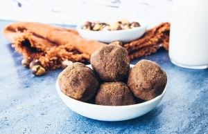 Nutella Collagen Bliss Balls