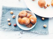 Cinnamon Roll Energy Balls