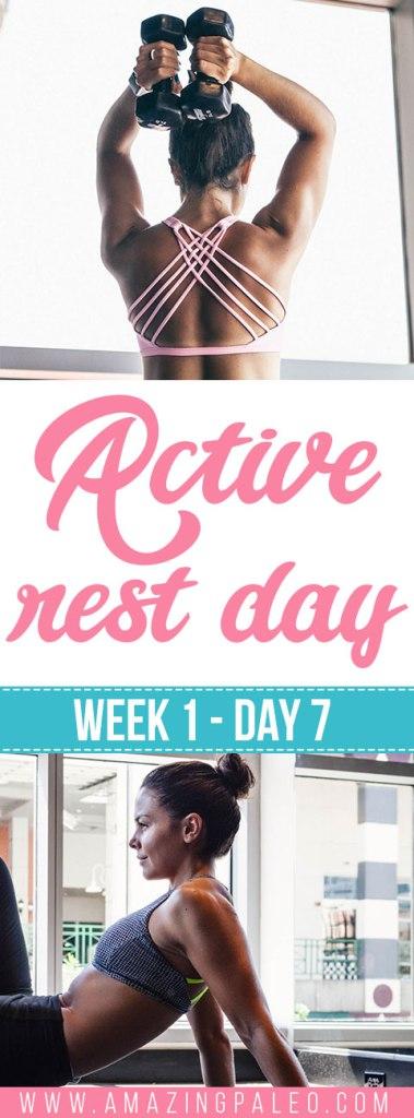 Week 1 Day 7