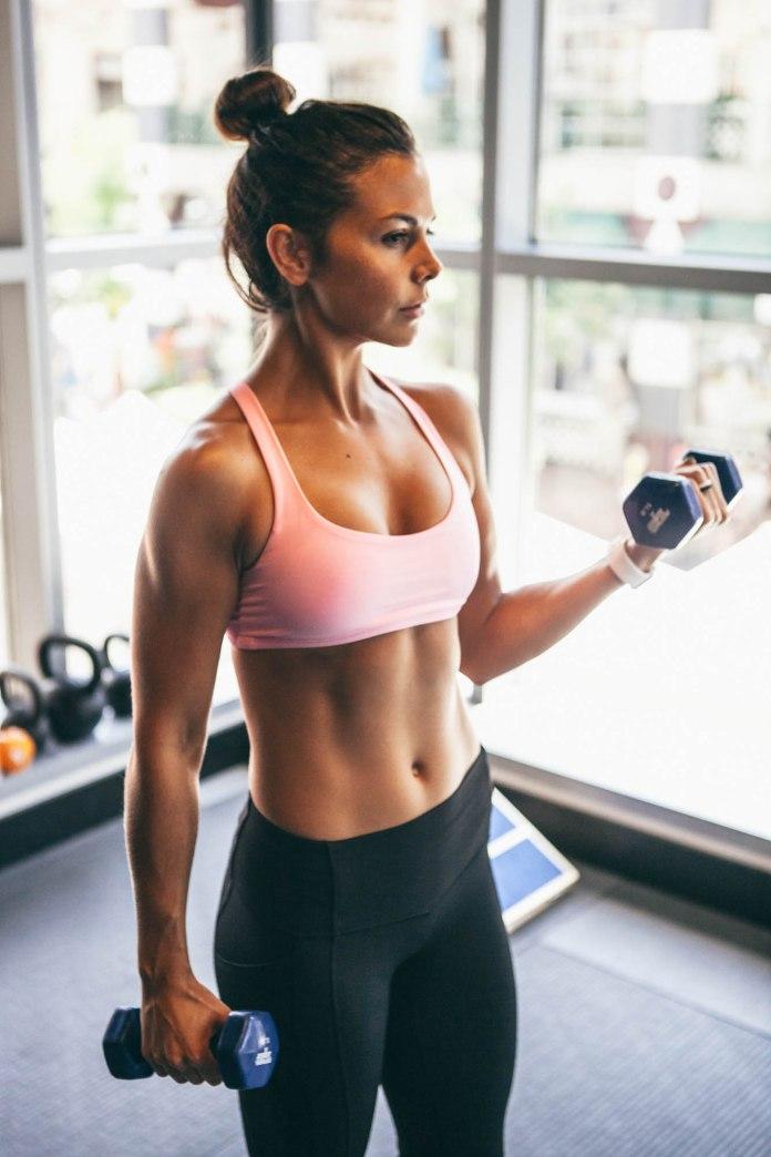 Week 4 Day 23 Workout