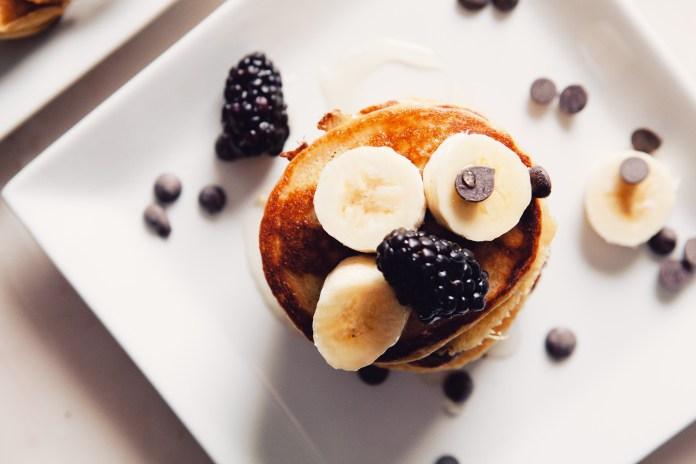 Protein Banana Pancakes