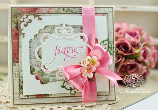 Spellbinders Valentine Card Tutorials