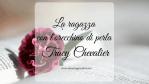 La ragazza con l'orecchino di perla, di Tracy Chevalier
