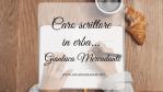 Caro scrittore in erba..., di Gianluca Mercadante