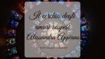 Il cerchio degli amori sospesi, di Alessandra Appiano