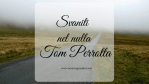 Svaniti nel nulla, di Tom Perrotta