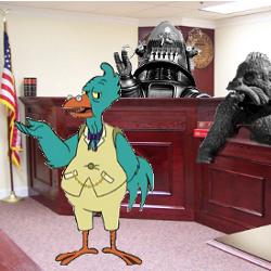 Attorney. (Robot & ET Specialist)