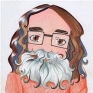 Bill Spangler Caricature by Kira Shumski