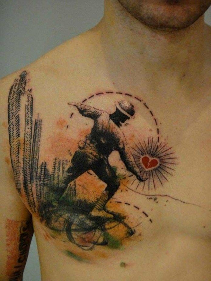 40 Exceptional Artistic Tattoos Amazing Tattoo Ideas