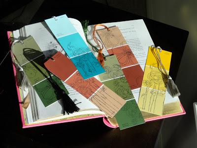 Crafty Bookmark