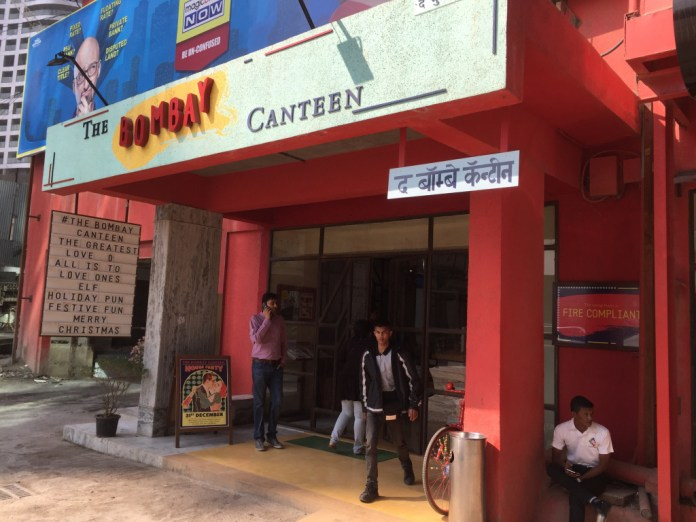 The Bombay Canteen - Fusion Food