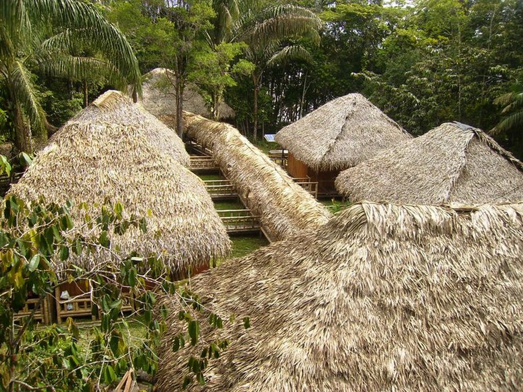 Siona Lodge Cuyabeno Amazon tour Ecuador