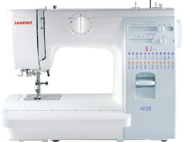 janome 423s for leather