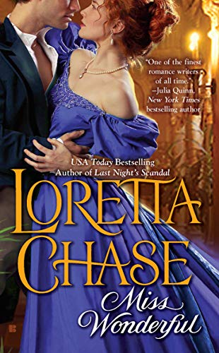 Miss Wonderful by Loretta Chase
