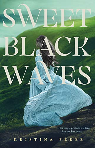 Sweet Black Waves by Kristina Perez
