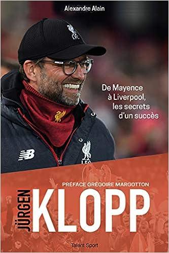 Jürgen Klopp, biographie Couverture du livre