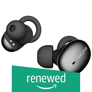 (Renewed) 1MORE True Wireless Earbuds – Black