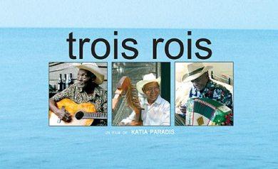 Les trois Rois de Katia Paradis