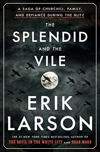 splendid and the vile - erik larson