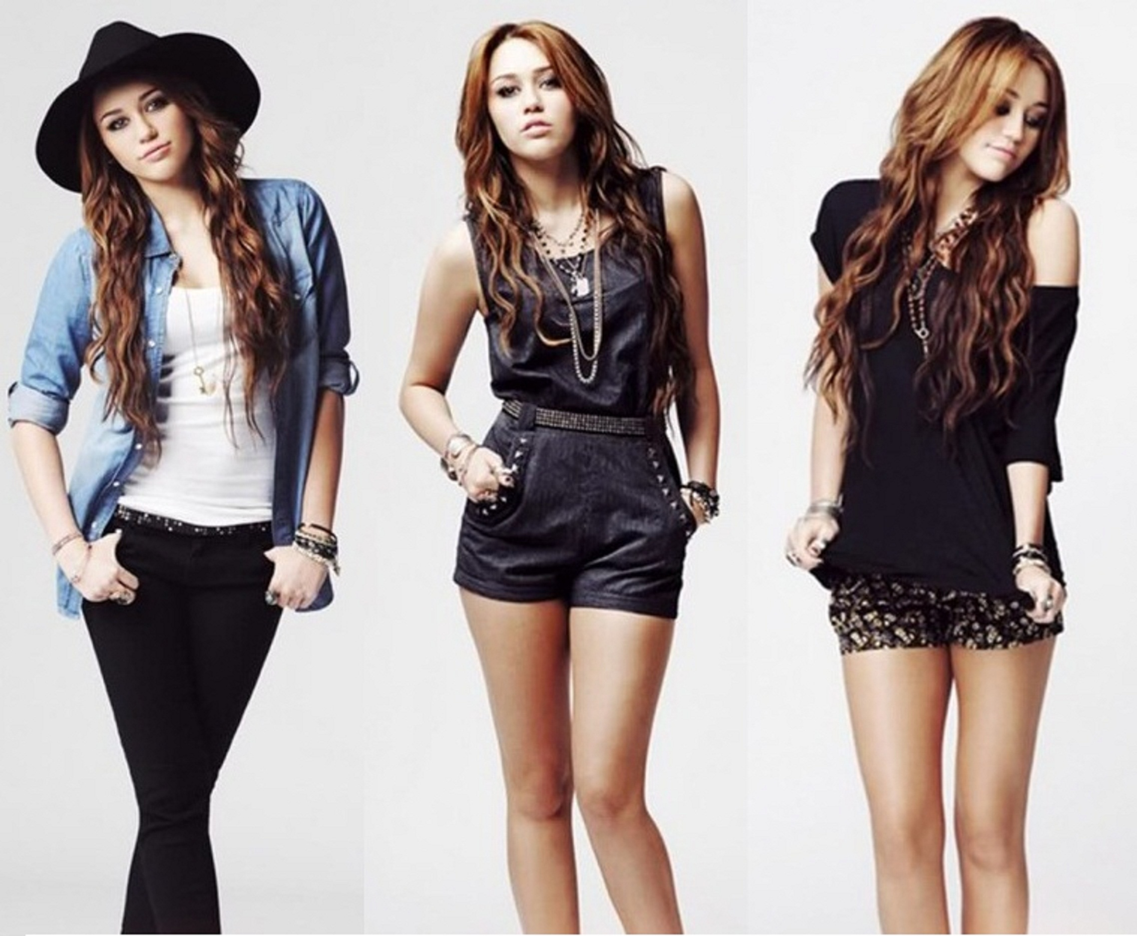 Teenage Girls Fashion And Style