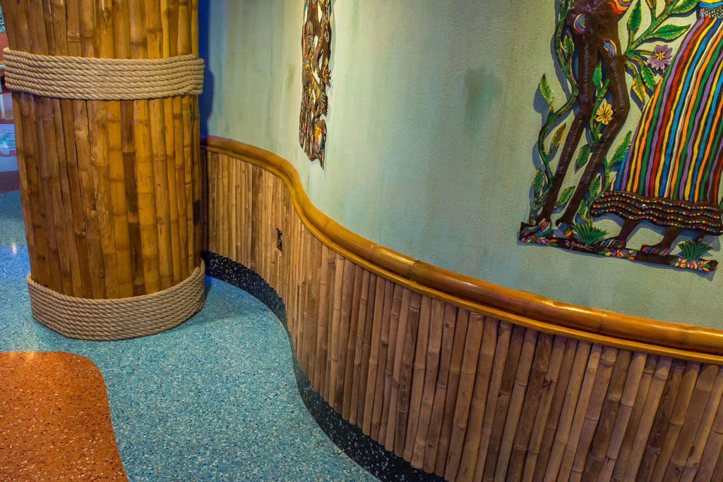 The Beauty Of Bamboo Wainscoting And Its Many