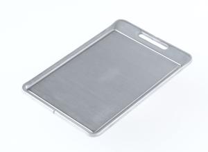 BE-PALアウトドアキットBOXの付録、肉厚鉄板mini