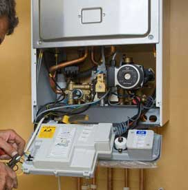 AM Bathing Solutions, boiler service