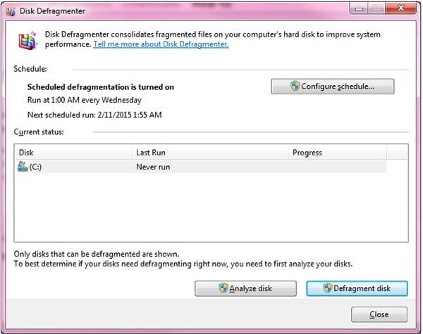 disk-defrag