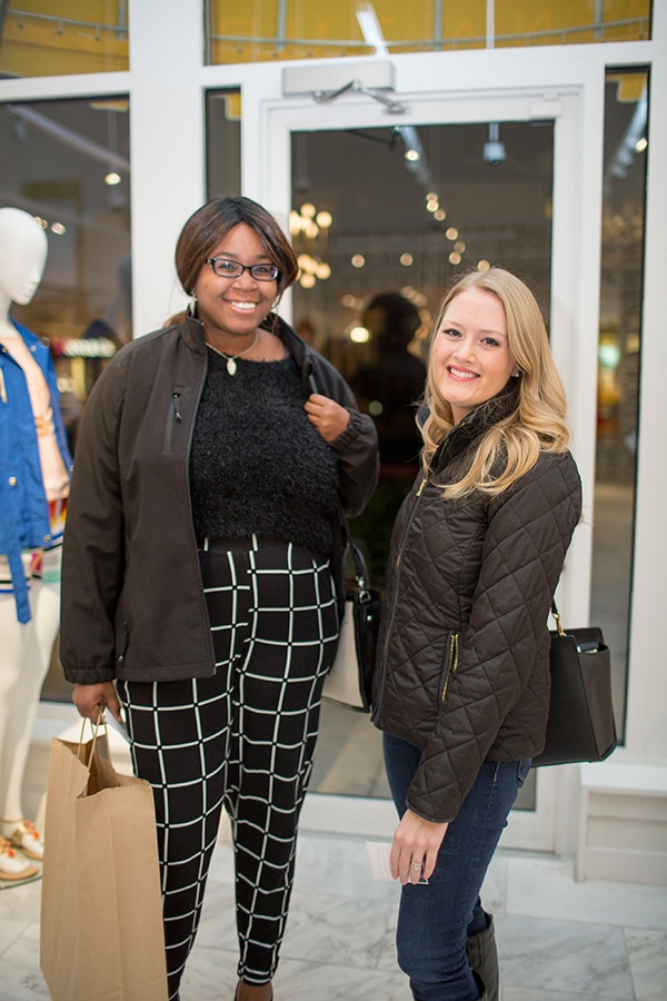 Photo by Meg Cady. Thrive Blog Conference - Fashion Passport Party