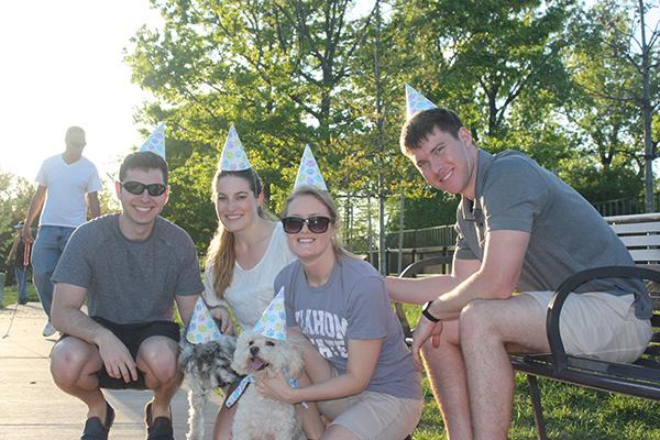 Barkley's birthday