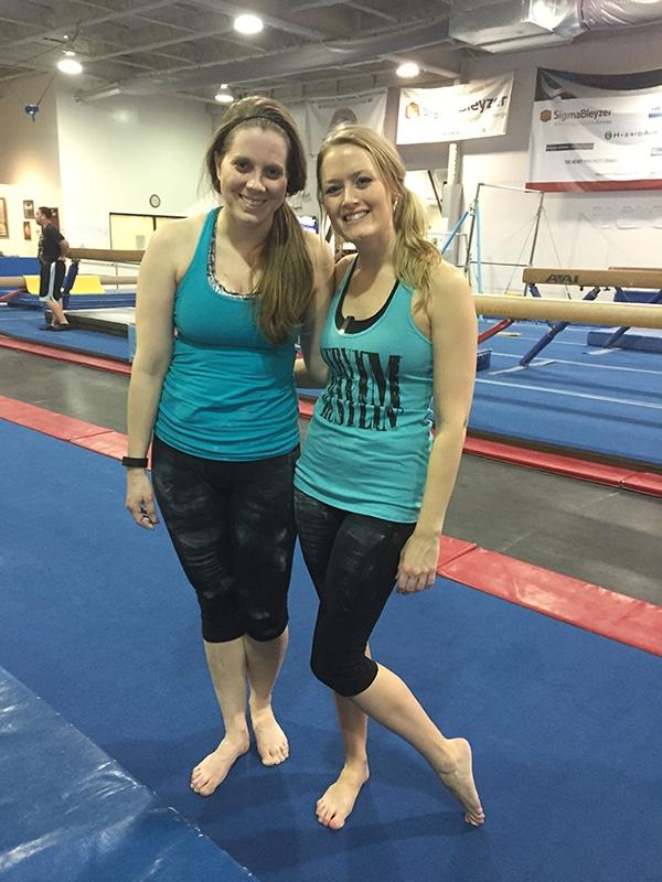 5 Ways Gymnastics Changed My Life // amber-oliver.com