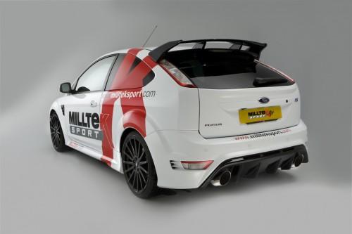 milltek non res cat back exhaust system