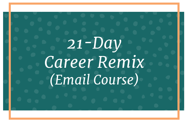 21-Day Career Remix