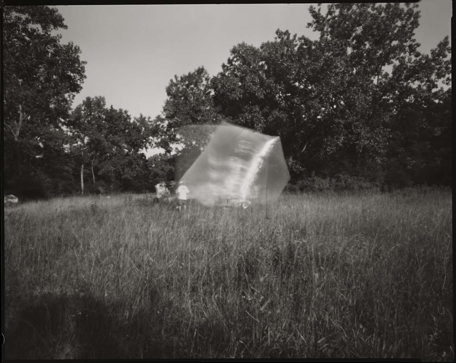 Pinhole images by Gregory Britton