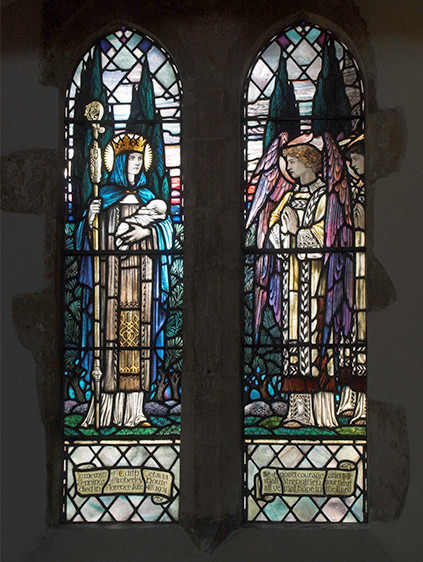 St Edith window