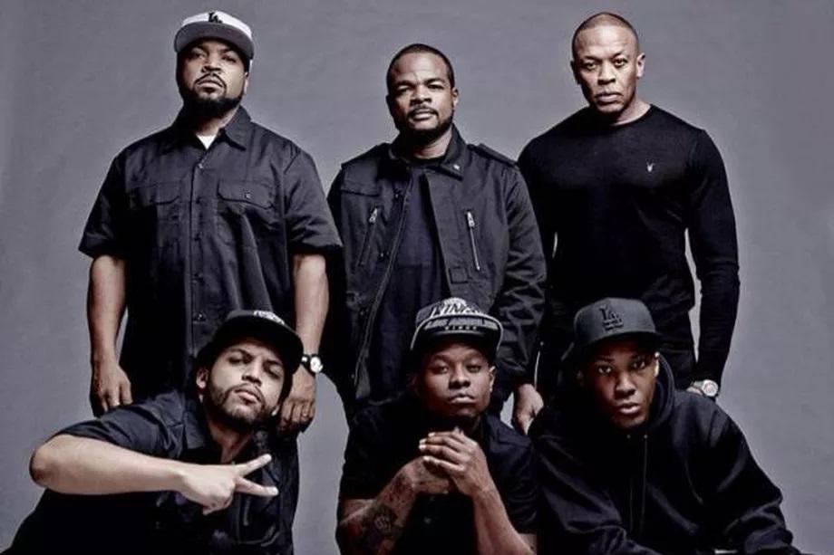 經典嘻哈團體N.W.A