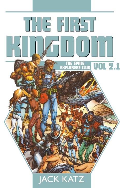 The First Kingdom vol 2.1
