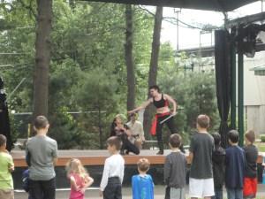 woodbridge comic festival jesse parrino