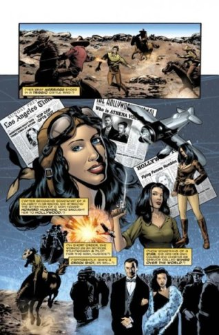 athena voltaire page