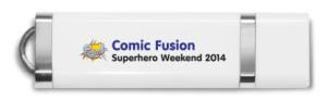 usb comic fusion shw