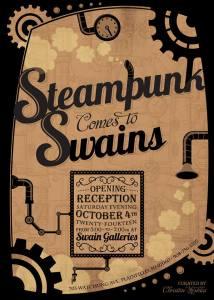 steampunk swains