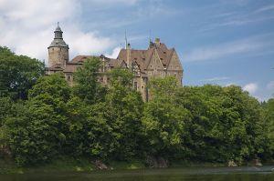 Czocha Castle - Wikicommons photo