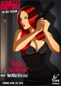 Scarlett Couture Teaser Poster