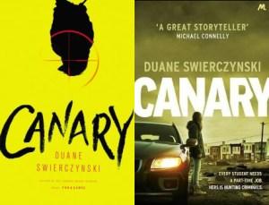 canary-covers duane swierczynski