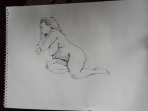 IMAGE 15 - STUDENT SKETCH